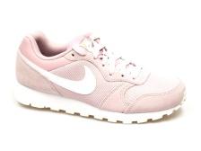 Nike roze sneaker Strijen